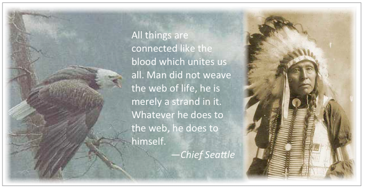 letter to president pierce chief seattle analysis Letter of chief seattle of the suwamish tribe, 1855 the following letter, written by chief seattle of the suwamish tribe to president franklin pierce in 1854.